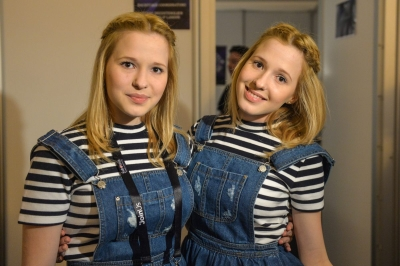Tolmachevy Sisters for Russia will Shine at Eurovision 2014