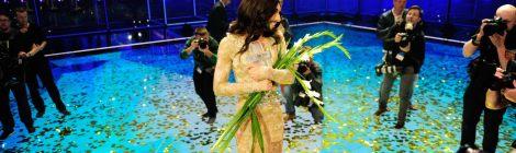 Austria's Conchita Wurst wins Eurovision 2014