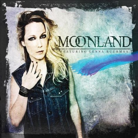 Moonland featuring Lenna Kuurmaa - album cover