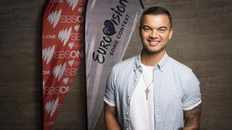 Guy Sebastian, Australia, Eurovision 2015