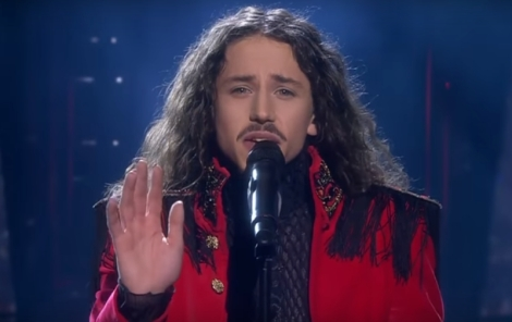 Michal Szpak from Poland - Eurovision 2016