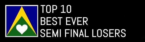 Top 10 Best Ever Eurovision Semi Final Losers - Mr Eurovision Australia