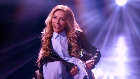 Julia Samoylova of Russia - banned from Ukraine for Eurovision 2017 in Kyiv