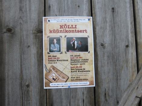 Lenna Kuurmaa - Kõlli Küünikontsert - 2017-05-20