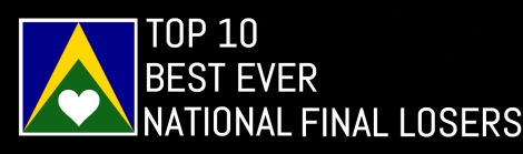 Top 10 Best Ever National Final Losers