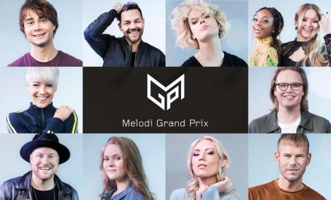 Norway Melodi Grand Prix 2018 Eurovision