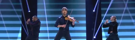 Alexander Rybak wins Melodi Grand Prix for Norway Eurovision with That's How You Write A Song