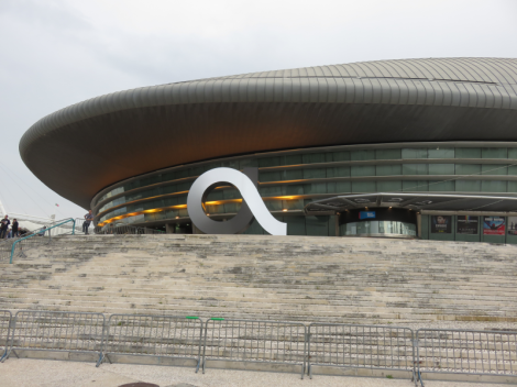 Altice Arena Lisbon Portugal during Eurovision Song Contest