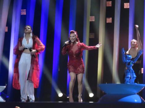 San Marino Eurovision Song Contest Lisbon 2018