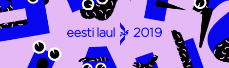 Eesti Laul 2019 Logo - Estonia Eurovision Song Contest
