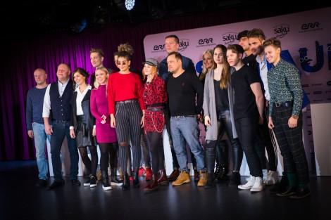 Finalists for Eesti Laul 2019 Estonia Eurovision Song Contest