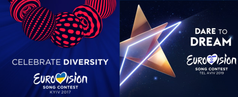 Kyiv 2017 vs Tel Aviv 2019 - The Battle - Eurovision Song Contest Review