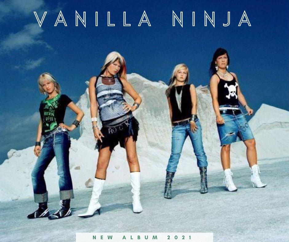 Vanilla Ninja 2021