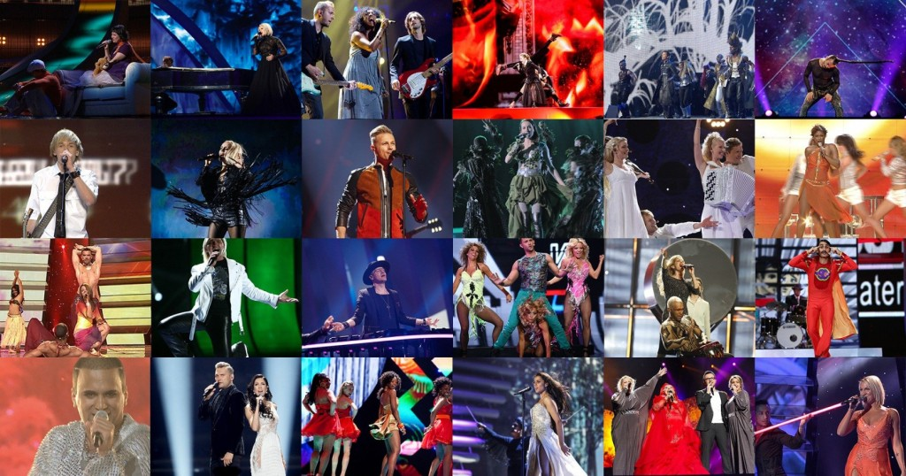 Eurovision Again Semi-Final Special - Review