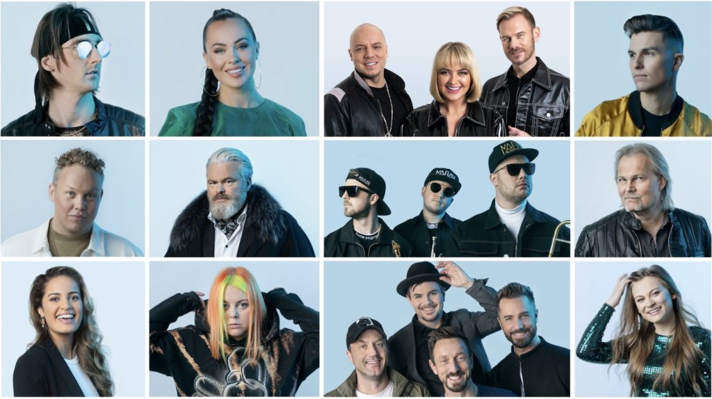 Melodi Grand Prix 2021 - Preview - Eurovision Norway