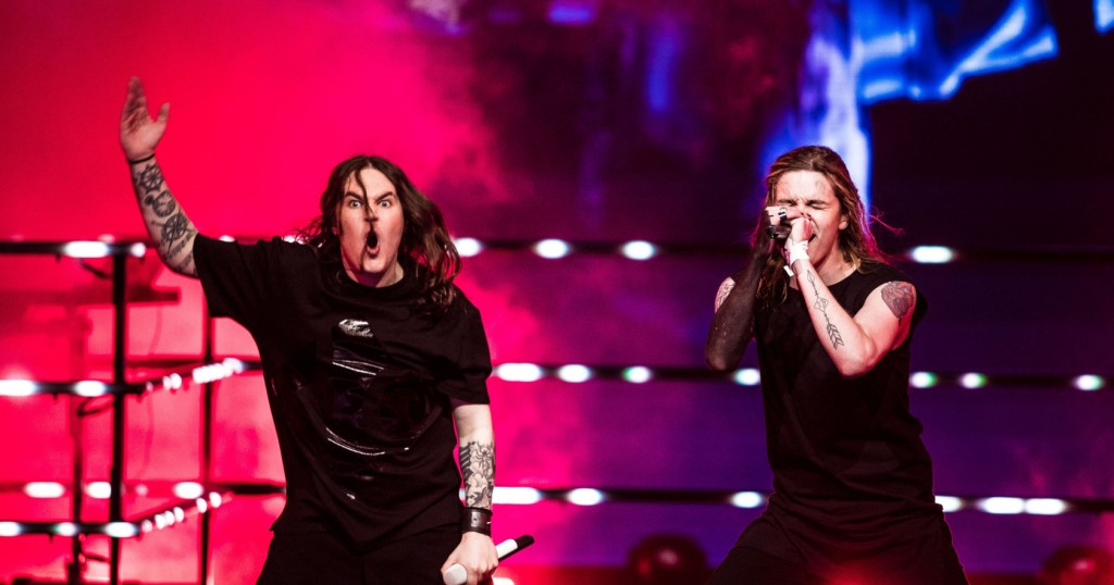 Blind Channel win UMK 2021 with Dark Side - Review - Eurovision Finland