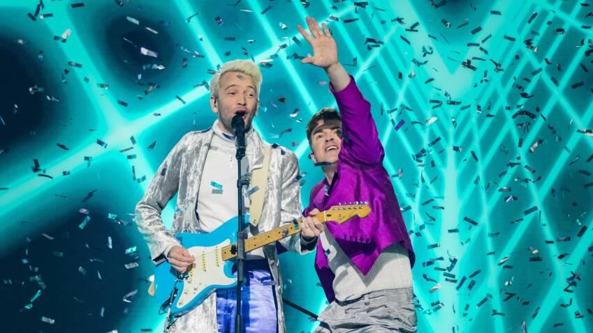 Fyr & Flamme win Dansk Melodi Grand Prix 2021 with Øve Os På Hinanden - Review - Denmark Eurovision