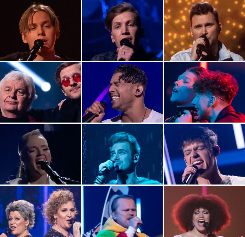 Eesti Laul 2021 Finalists - Preview of Final; Review of Semi Finals - Eurovision Estonia