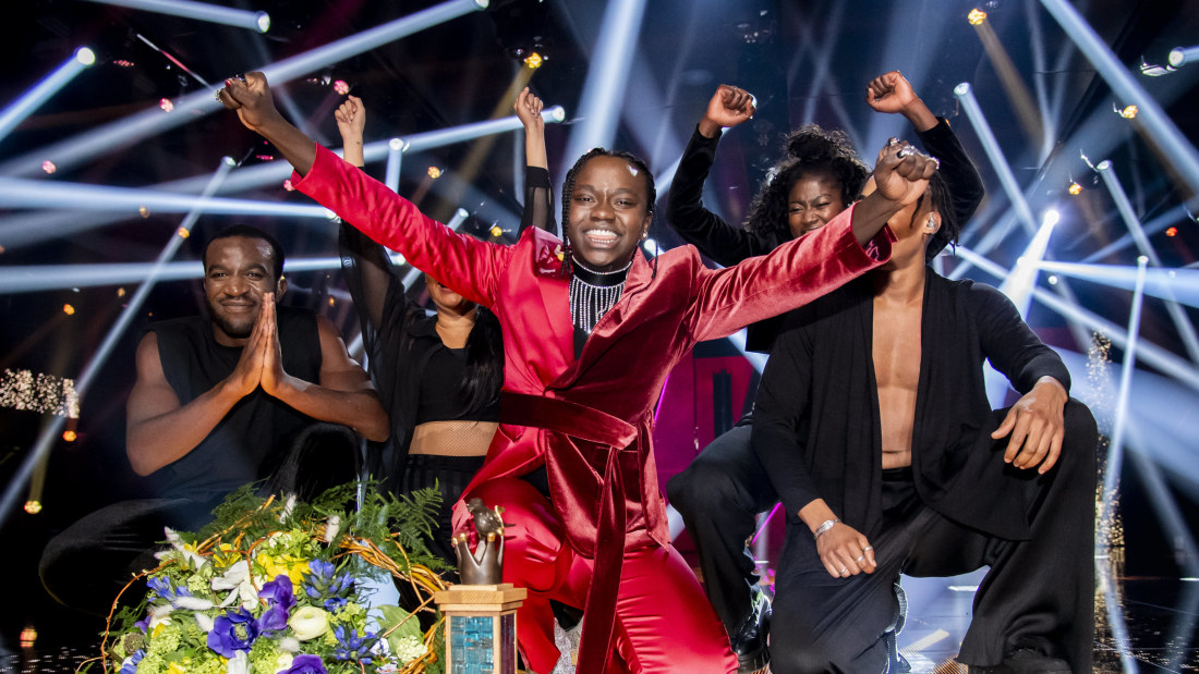 Tusse wins Melodifestivalen 2021 with Voices - Final Review - Sweden Eurovision