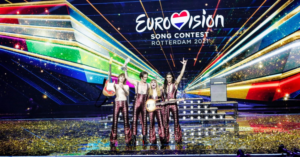 Måneskin of Italy win the 2021 Eurovision Song Contest with Zitti E Buoni - Grand Final Review
