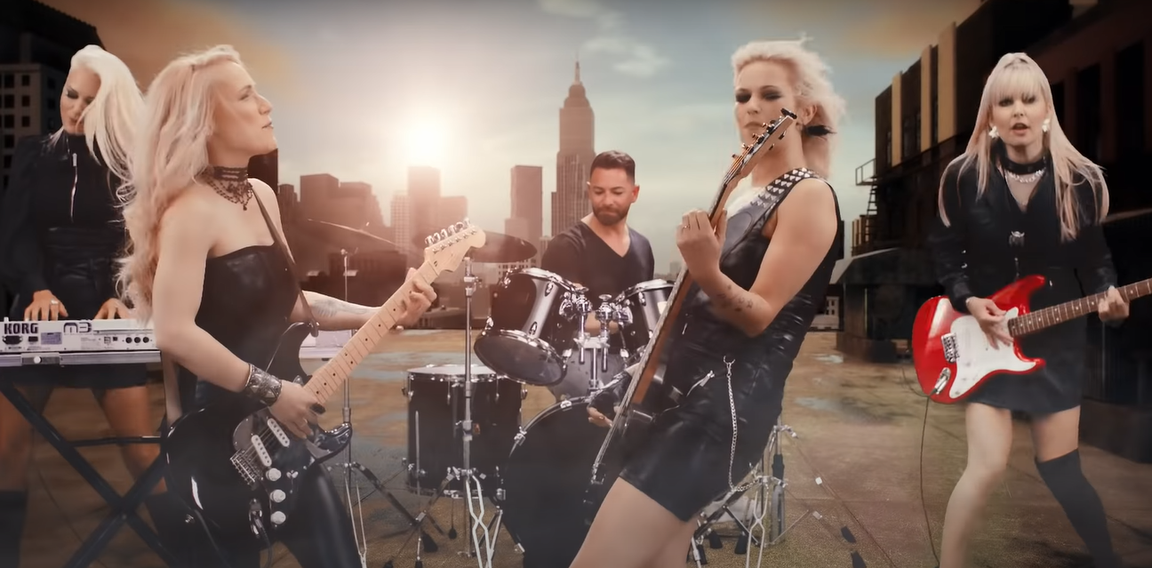 Gotta Get It Right - new Vanilla Ninja single & video - Album Encore